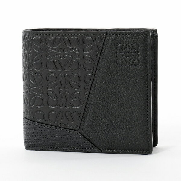 LOEWE ロエベ 124 99 501 二つ折り財布 ミニ財布 1100 メンズ