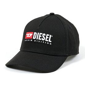 DIESEL ディーゼル 00SIIQ 0BAUI CAKERYM-MAX HAT 立体刺繍 ベースボールキャップ 帽子 900 ユニセックス メンズ