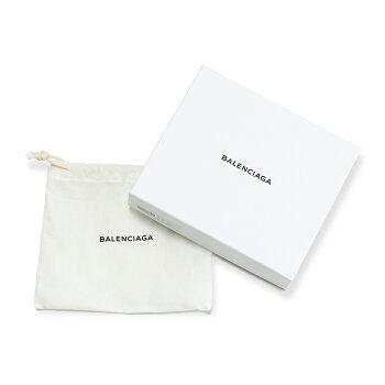 【エントリーでポイント最大7倍!20日21時〜23時59まで】BALENCIAGAバレンシアガ505049DLQHN1060レザーコイン&カードケースミニ財布豆財布NEROユニセックスメンズ
