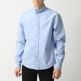 BALENCIAGA バレンシアガ 556898 TYB18 5840 ボタンダウン 長袖シャツ カジュアル カラーシャツ メンズ