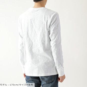 CALVINKLEINJEANSカルバンクラインジーンズ41K7432KEYITEMロゴクルーネック長袖TシャツロンTロングカットソーカラー2色メンズ