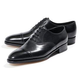 JOHN LOBB ジョンロブ PHILIP 2 OXFORD CALF 7000 E フィリップ2 レザーシューズ オックスフォード 革靴 ビジネス BLACK メンズ