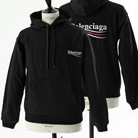 BALENCIAGA バレンシアガ 556145 TBV14 プルオーバー パーカー 長袖 スウェット 1000 メンズ