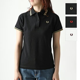 ef1425f826e385 FRED PERRY フレッドペリー G12 TWIN TIPPED FRED PERRY SHIRT 鹿の子 半袖 ポロシャツ カラー3色
