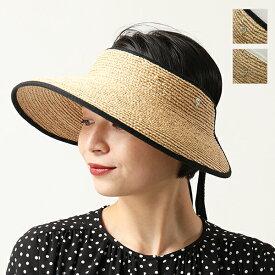 【エントリーでポイント最大21倍!25日限定】HELEN KAMINSKI ヘレンカミンスキー MITA ラフィア サンバイザー 帽子 カラー2色 レディース