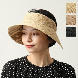 【エントリーでポイント最大21倍!25日限定】HELEN KAMINSKI ヘレンカミンスキー Maris ラフィア サンバイザー 帽子 UPF50+ カラー3色 レディース