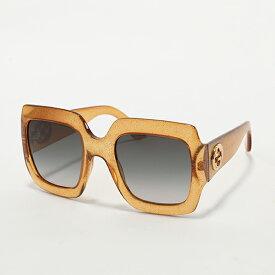 93ee90730447e2 GUCCI グッチ GG0053S サングラス グラサン アイウェア メガネ めがね 眼鏡 GoldGrey レディース
