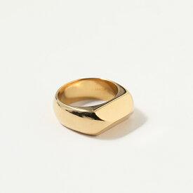 1e41d8eedc CELINE セリーヌ 46N716BRA.35VG Large Diamante Ring トリオンフ ラージ ディアマンテ ブラス リング  VintageGold レディース