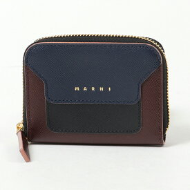 MARNI マルニ PFMOT02U11 LV520 レザー コインケース カードケース 小銭入れ ミニ財布 Z243C レディース