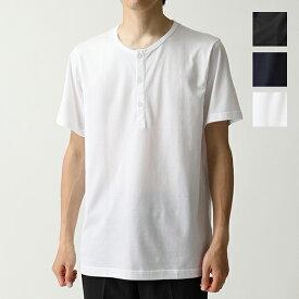 SUNSPEL サンスペル MTSH0077 SHORT SLEEVE CLASSIC HENLER コットン ヘンリーネック 半袖 Tシャツ カットソー カラー3色 メンズ