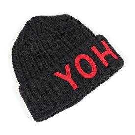 Y-3 ワイスリー adidas アディダス YOHJI YAMAMOTO FH9288 BEANIE ニットキャップ ニット帽 帽子 BLACK メンズ