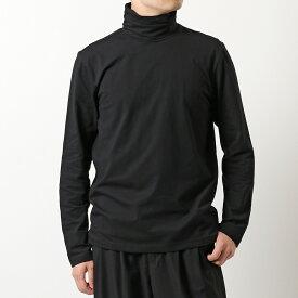 JILSANDER+ ジルサンダー プラス JPUP706517 MP257308 タートルネック 長袖Tシャツ ロンT ロング ストレッチ カットソー 001 メンズ