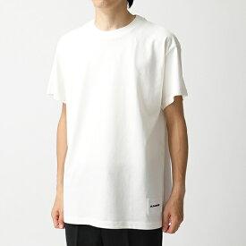 JILSANDER+ ジルサンダー プラス 【1枚単品】 JPUP706530 MP248808 クルーネック 半袖 Tシャツ カットソー 100 メンズ
