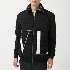 VALENTINO ヴァレンティノ SV3KE00K 5JU 中綿 パテッドジャケット ロゴ ブルゾン 0NA メンズ
