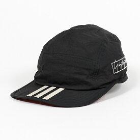 Y-3 ワイスリー FH9273 REVERS CAP リバーシブル ジェットキャップ 帽子 ロゴ刺繍 BLACK-YOHRED メンズ