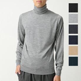 JOHN SMEDLEY ジョンスメドレー ORTA オルタ ITALIAN FIT メリノウール タートルネック ニット セーター カラー6色 メンズ