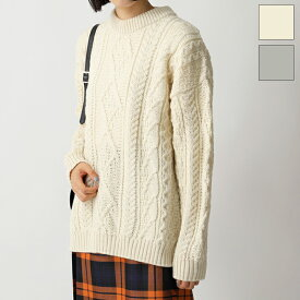 Oldderby Knitwear オールドダービーニットウェア JM1008 ニット セーター 2色 レディース