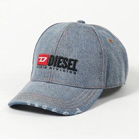 DIESEL ディーゼル SVZA DAWJ CIWAS HAT デニム ベースボールキャップ 帽子 キャップ 01/インディゴブルー ユニセックス