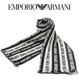 【2019年秋冬 国内正規】エンポリオ アルマーニ【EMPORIO ARMANI】 ストール 625054