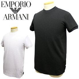 【2019年春夏 国内正規】エンポリオ アルマーニ【EMPORIO ARMANI】半袖Tシャツ3G1TH9