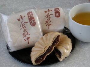 【手作りの和菓子屋】昔ながらの小倉最中(もなか)6個入【marutaya】【RCP】※ただいまの時期はクール冷蔵便での発送です