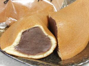 【手作りの和菓子屋】自家製のこしあんたっぷり 中華饅頭(ちゅうかまんじゅう)5個入【marutaya】【RCP】※ただいまの時期はクール冷蔵便での発送です