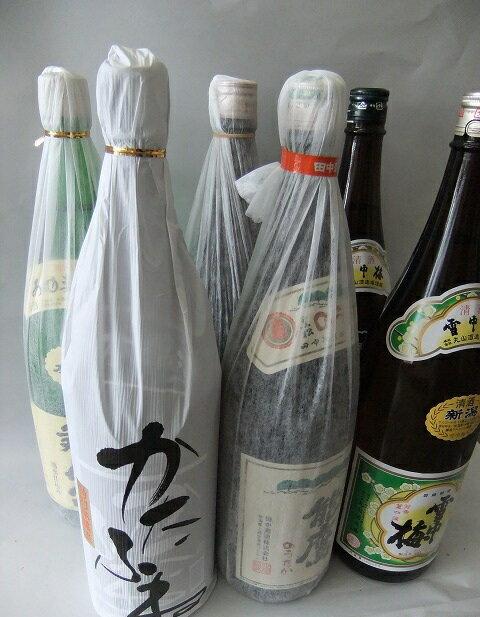 【送料込で驚きの価格!】上越日本酒6本飲み比べ6本セット 雪中梅2種類入ってます!<プラスチックケースでの発送です>※沖縄・離島は別途送料がかかります【marutaya】【RCP】