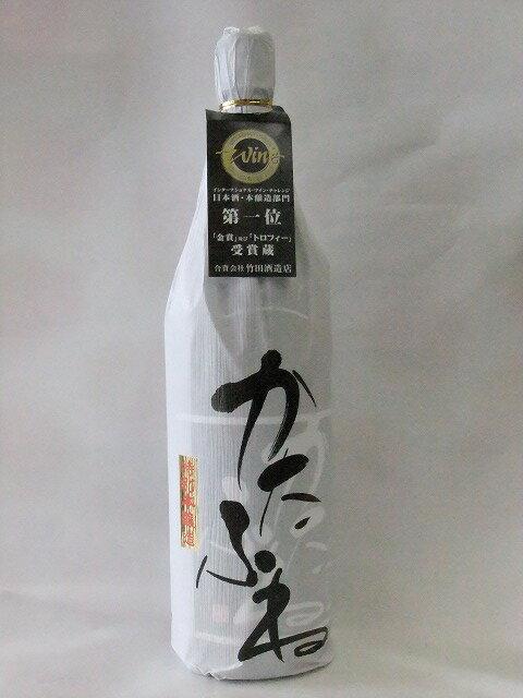 ★送料込!★小さな蔵の大きな夢 日本一の酒づくり 甘口の美味しい日本酒 特別本醸造 かたふね1800ml 1本入【あす楽_土曜営業】【marutaya】【RCP】