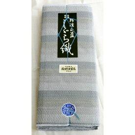 阿波しじら織 木綿着物 着尺 反物 No.051 送料無料 阿波正藍しじら織 伝統工芸品 全40柄以上 単衣着物 浴衣