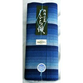 阿波しじら織 木綿着物 着尺 反物 No.001 送料無料 阿波正藍しじら織 伝統工芸品 全40柄以上 単衣着物 浴衣