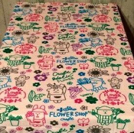 フローリストクラフト ブランケットS ピンク Florist CRAFT blanket S PINK c3028-2【CRAFTHOLIC/クラフトホリック/クラフトブランケット/ひざ掛け/ひざかけ/ACCENT/アクセント】【楽ギフ_メッセ入力】