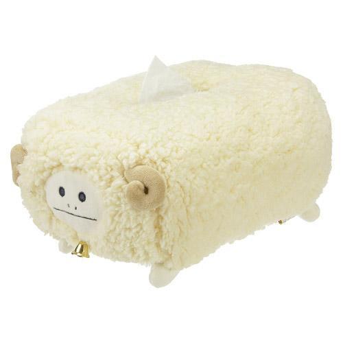 シープクラフト ティッシュBOXカバー ロリス(さる)SHEEP CRAFT LORIS C660-40【クラフトホリック/CRAFTHOLIC/ティッシュボックスカバー/ティッシュボックス入れ/2017AW】【楽ギフ_メッセ入力】