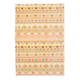 クラフトホリック ブランケット Nordic SLOTH blanket c3078-7【CRAFTHOLIC/クラフトブランケット/1000円ブランケット/ひざかけ/ひざ掛け/ノルディック柄/約70×100cm/2018AW】【楽ギフ_メッセ入力】