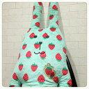 フルーツクラフト抱き枕 ストロベリーラブ(うさぎ)FRUIT CRAFT HOLDING CUSHION StrawberryRAB C209-16【クラフト…