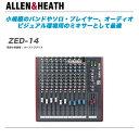 ALLEN & HEATH アナログミキサー『ZED-14』【代引き手数料無料!】