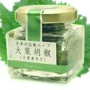 【キャッシュレス5%還元】植木農園日本の伝統的ハーブ大葉胡椒40ml国産九州産安心しそスパイス