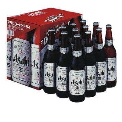 お中元 お歳暮 お祝いアサヒ スーパードライ 大瓶 633mlx12本 ギフトセット EX-12 【1個口は1ケースまで】【送料無料条件外】