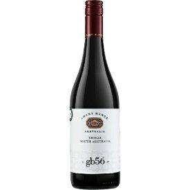 【6本~送料無料】※〔2018〕 ジービー 56 シラーズ 750ml 【グラントバージ】 赤ワイン オーストラリア オーストラリア オーストラリア