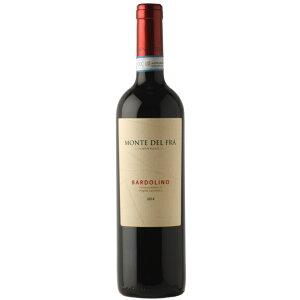 【6本~送料無料】モンテ デル フラ バルドリーノ 750ml 【モンテ デル フラ】 赤ワイン イタリア ヴェネト ギフト 贈り物 お祝い お礼 お中元