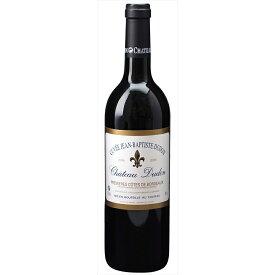 クーポン&P2倍以上!【6本~送料無料】[2006] シャトー デュドン キュヴェ ジャン バティスト デュドン 750ml 【シャトー デュドン】 赤ワイン フランス ボルドー フルボディ Chateau Dudon Cuvee Jean Baptiste Dudon