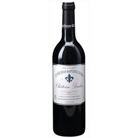 クーポン&P2倍以上!【6本~送料無料】[2010] シャトー デュドン キュヴェ ジャン バティスト デュドン 750ml 【シャトー デュドン】 赤ワイン フランス ボルドー フルボディ Chateau Dudon Cuvee Jean Baptiste Dudon