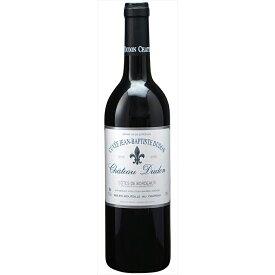 クーポン&P2倍以上!【6本~送料無料】[2008] シャトー デュドン キュヴェ ジャン バティスト デュドン 750ml 【シャトー デュドン】 赤ワイン フランス ボルドー フルボディ Chateau Dudon Cuvee Jean Baptiste Dudon