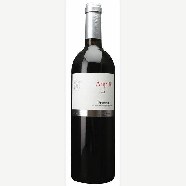 こみこみ6本で送料無料![2015年]アンジョリ 750ml セラー アルデボル 赤ワイン スペイン プリオラート フルボディ S241ina