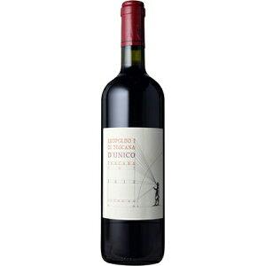 【6本~送料無料】※[2012] ドゥニコ750ml D'Unico 【レオポルド プリモ ディ トスカーナ】 赤ワイン イタリア トスカーナ