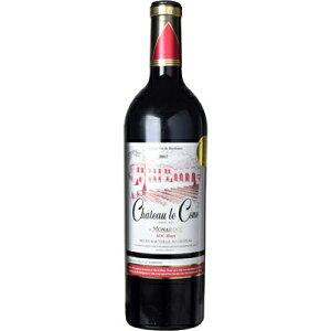 【6本~送料無料】[2015] CHル コーヌ ル モナーク 750ml 【CHル コーヌ】 赤ワイン フランス ボルドー ブライ ギフト 贈り物 お祝い お礼 お歳暮