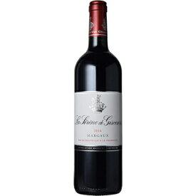 【6本~送料無料】※[2016] ラ シレーヌ ド ジスクール 750ml 赤ワイン フランス ボルドー オー メドック マルゴー