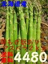 送料無料 北海道産 新鮮訳あり朝もぎグリーンアスパラ秀品S〜2Lサイズ込たっぷり2kg今が旬な夏アスパラです♪♪