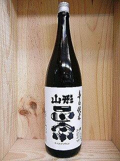 日本酒 山形正宗 辛口純米 1800ml【水戸部酒造】