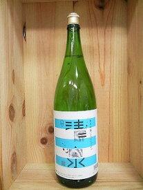 日本酒 清泉 純米吟醸酒 夏子の酒のお蔵様1800ml 【久須美酒造】