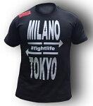 格闘技Tシャツ【オ・スティーレ】Ho-StileTシャツXmas3.0(黒)